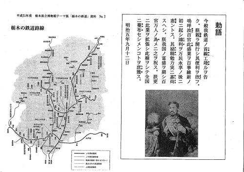 栃木県立博物館「人文系テーマ展 栃木の鉄道」へ!⑪