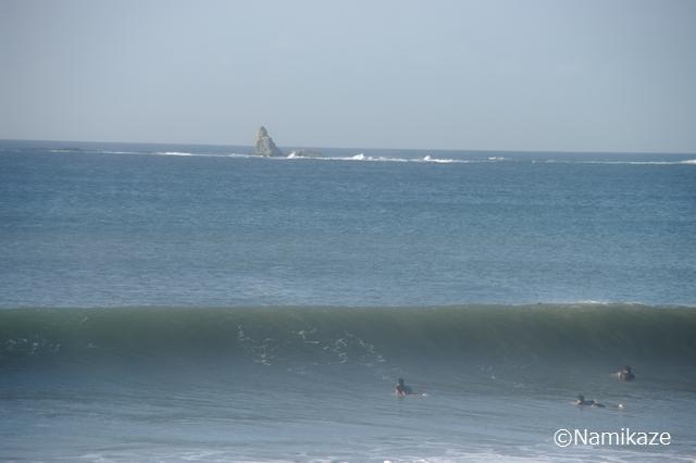 2011/08/31 湘南 茅ヶ崎の海