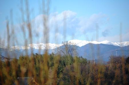 12月24日の白砂山