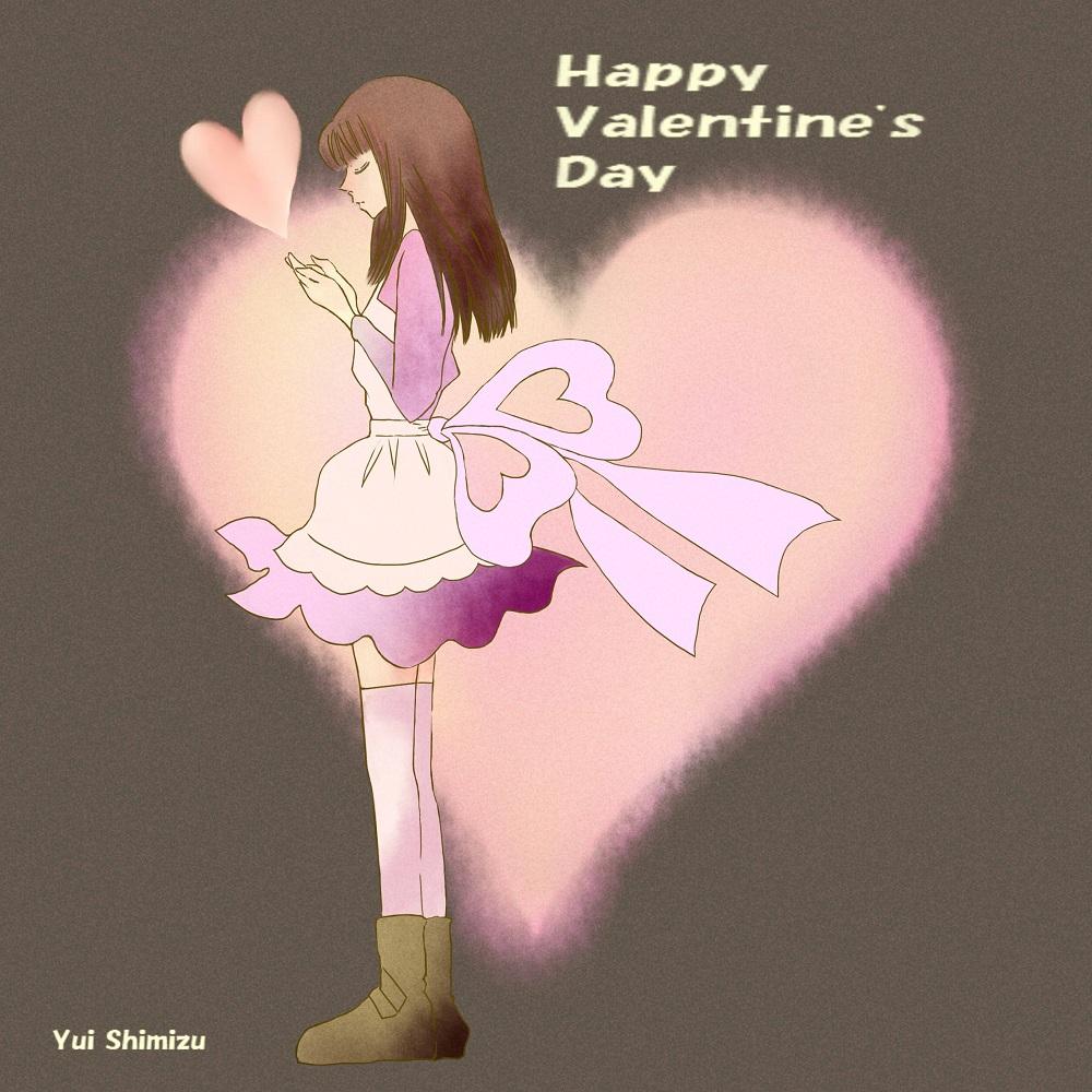 「リルのバレンタイン」